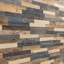 Load image into Gallery viewer, Natural Vintage Timber Wall Panels - Espressivo 1sqm Box
