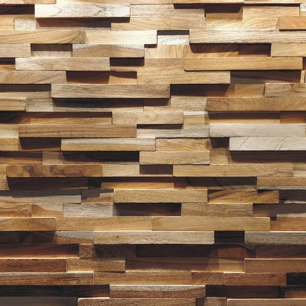 Teak wood wall design Swarn