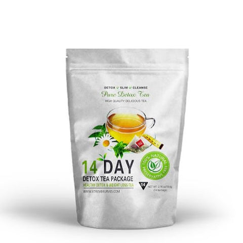 Pure Organic Detox Tea (14 Day Supply)