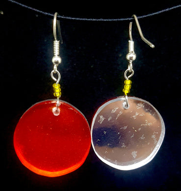 Resin Earings