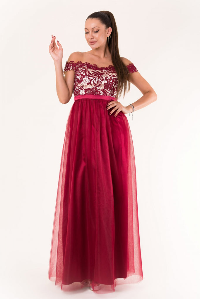 Long dress model 134082 YourNewStyle