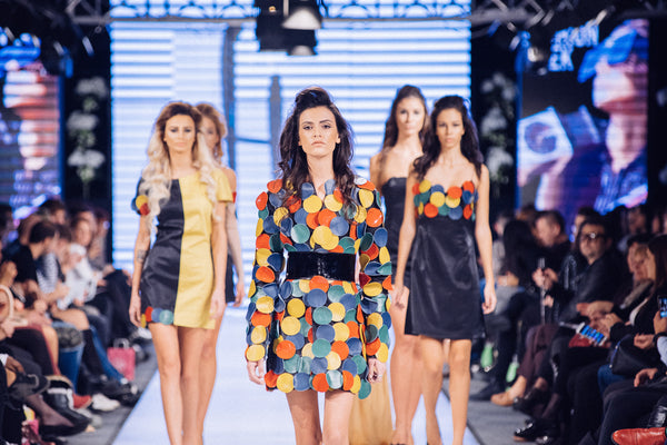 Hana Sirćo creating a Collection for Milano Fashion Week