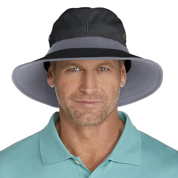 Coolibar Matchplay UV Protection Golf Hat