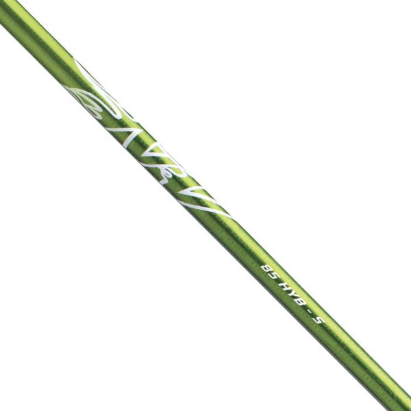 (Assembled) Aldila NV Green (NXT) 85 Hybrid Shaft with Adapter Tip + Grip