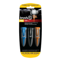 Brush-T Combo Golf Tees (3 pack)