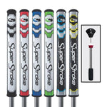 Super Stroke Mid Slim 2.0 Putter Grip with CounterCore 50g Weight