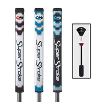 Super Stroke Pistol GT 1.0 Putter Grip with CounterCore 50g Weight