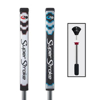 Super Stroke Pistol GT 2.0 Putter Grip with CounterCore 50g Weight