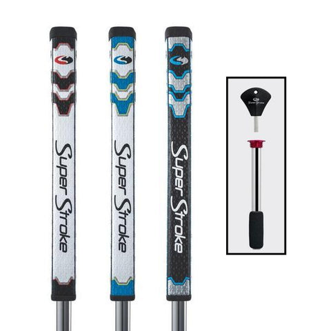 Super Stroke Pistol GT Tour Putter Grip with CounterCore 50g Weight