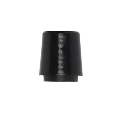 Black Plastic Ferrules for Iron Clubs (12 pack)