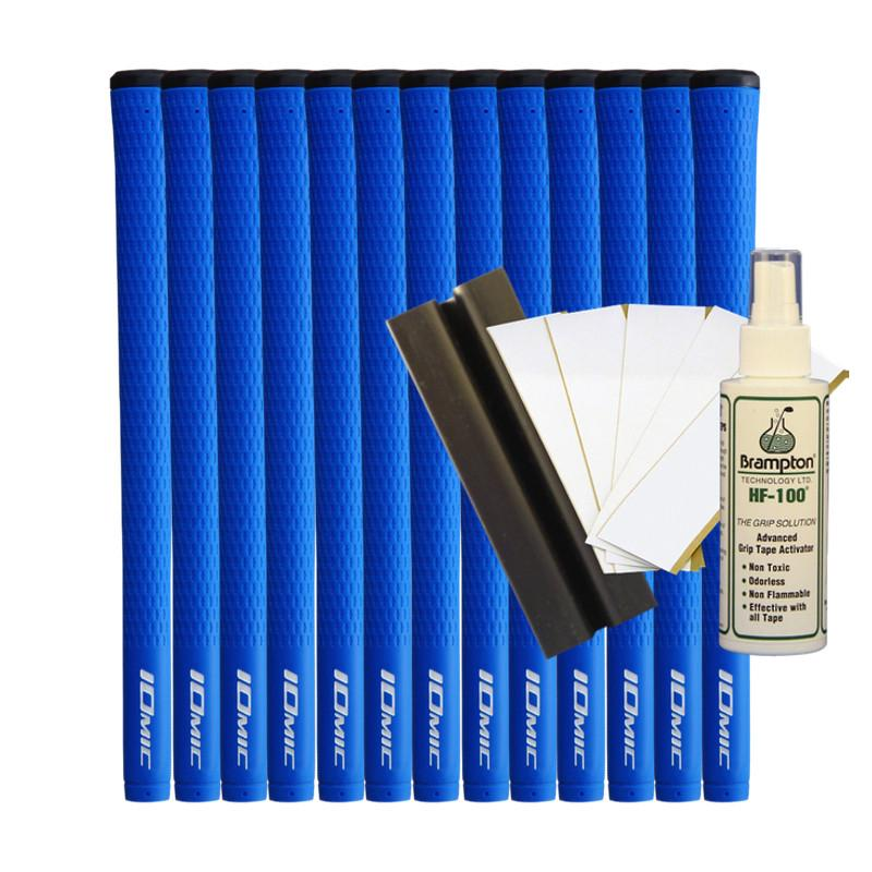 Iomic Sticky 2.3 Blue (13pcs + Golf Grip Kit)