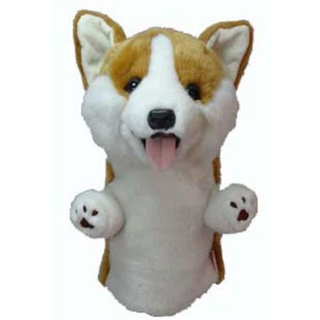 Furry Animal Headcover - Corgi