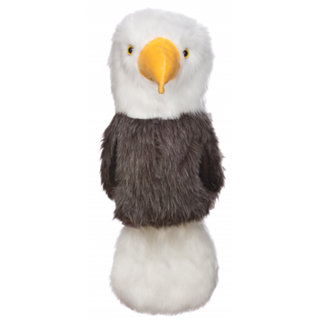 Furry Animal Headcover - Eagle