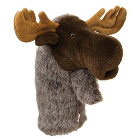 Furry Animal Headcover - Moose