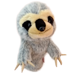 Furry Animal Headcover - Sloth