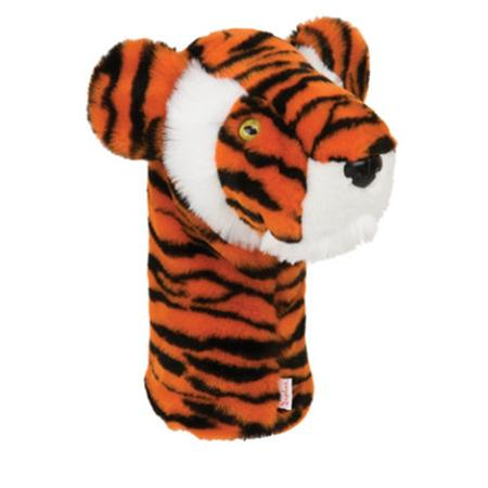 Furry Animal Headcover - Tiger