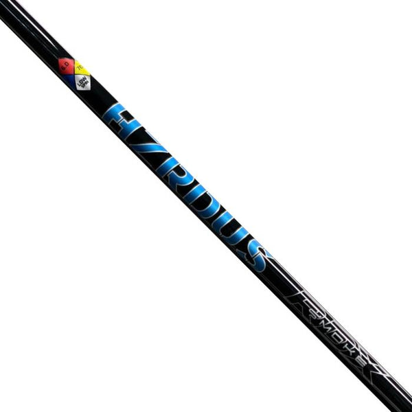 (Assembled) Project X Hzrdus SMOKE Blue RDX Wood Shaft with Adapter Tip (Callaway / Cobra / Ping / Mizuno / TaylorMade / Titleist) + Grip