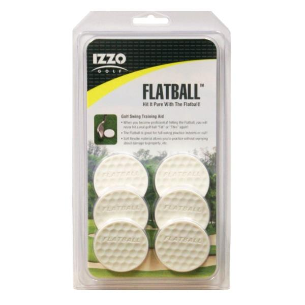 IZZO Flatball Swing Training Aid