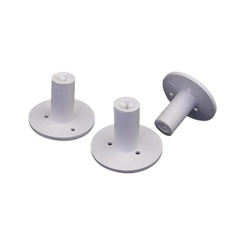 Rubber Golf Tee Holder for Wooden Tees (3pk)