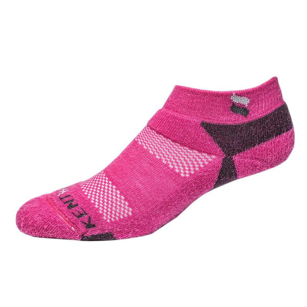 KentWool Women's Tour Profile Golf Sock - Azalea