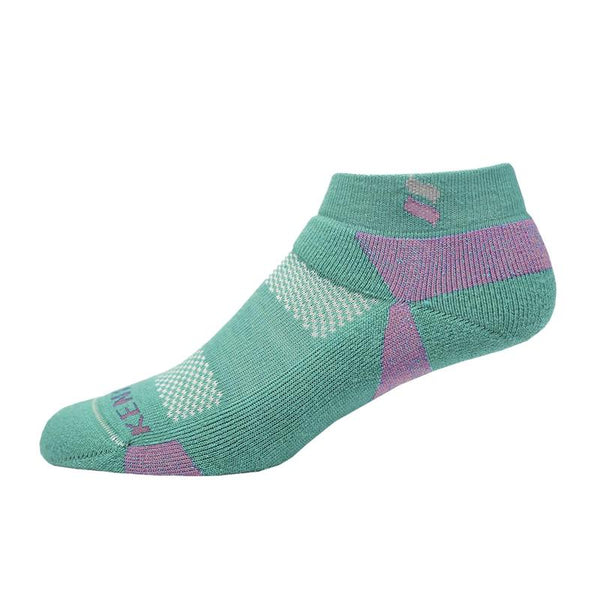 KentWool Women's Tour Profile Golf Sock - Emerald