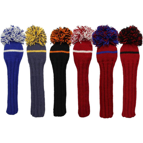 Sunfish Driver Knit Golf Headcover
