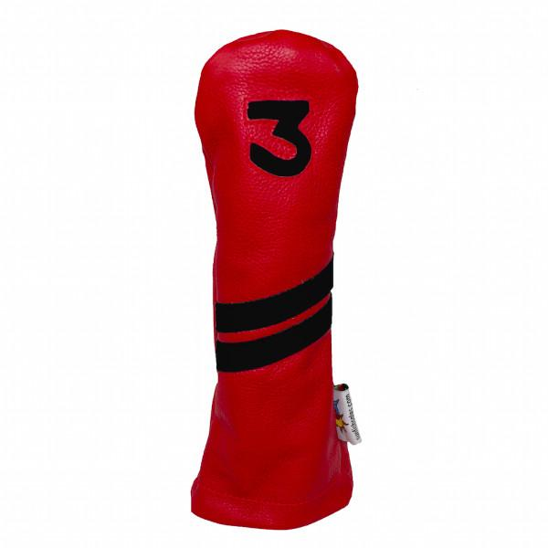 Sunfish Fairway Leather Golf Headcover