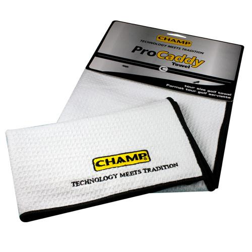 Champ ProCaddy Golf Towel