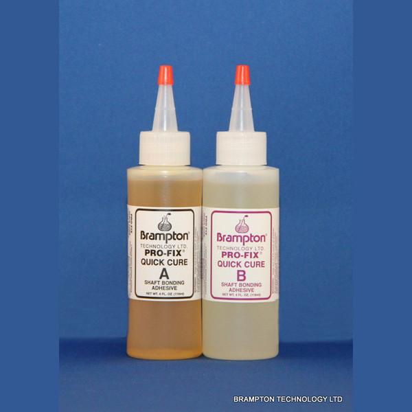 Pro-Fix Quick Cure (2 Bottle) Epoxy Kit