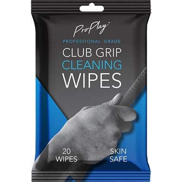 ProPlay Golf Grip Cleaning Wipes