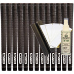 Pure Pro Undersize - Black (13pcs + Golf Grip Kit)