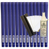 Pure Pro Midsize - Royal Blue (13pcs + Golf Grip Kit)
