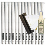 Pure Pro Standard - White (13pcs + Golf Grip Kit)