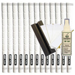Pure Wrap Jumbo - White (13pcs + Golf Grip Kit)