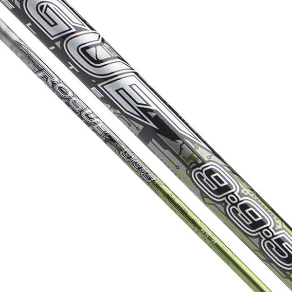 Aldila Rogue Elite Green Wood Shaft