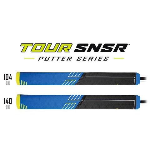 Golf Pride Tour SNSR Straight Putter Grip