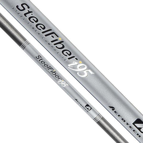Aerotech SteelFiber i95 Iron Tapered Tip Shaft (0.355 Tip)
