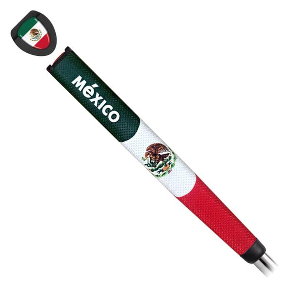 TourMark Mexico Flag Oversize Putter Grip