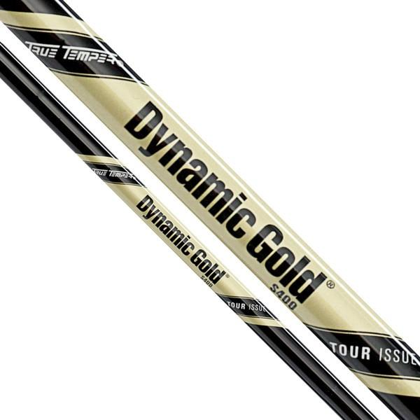 True Temper Dynamic Gold Tour Issue Onyx Wedge Steel Shaft