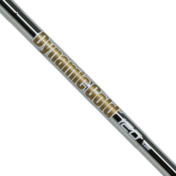 True Temper Dynamic Gold 120 Iron Steel Shaft