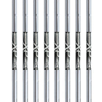 Bundle Set of 8x True Temper XP 95 Steel Shafts