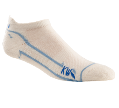KentWool Womens KW Sport Skinny Golf Sock