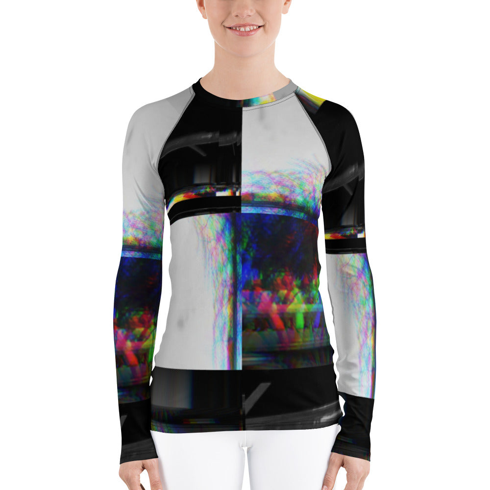 Domino Women's Swim Action Top