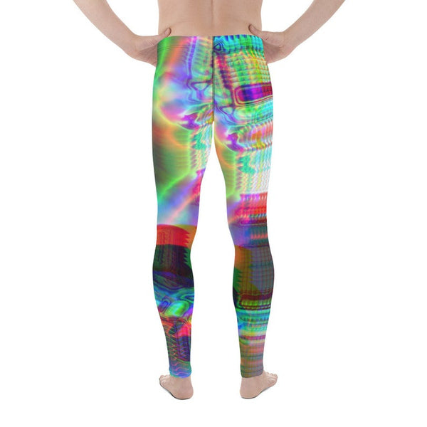 Chromaesthesia Rave Workout Meggings