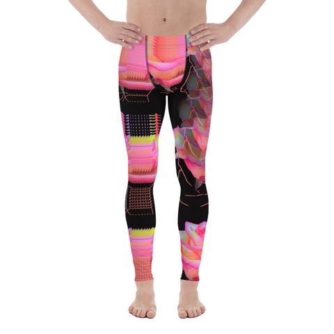 Cybernetic Phantom Rose Meggings