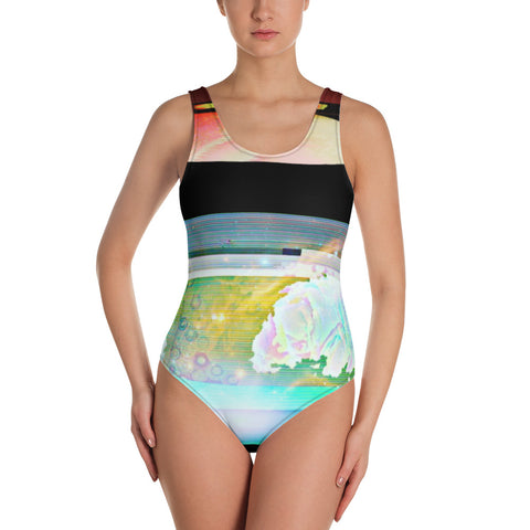SpaceGrade One-Piece Swimsuit