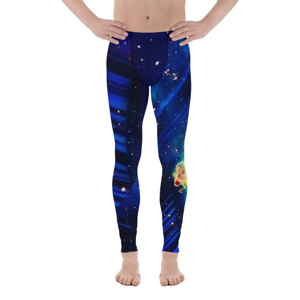 Cosmic Calibration Men's Leggings