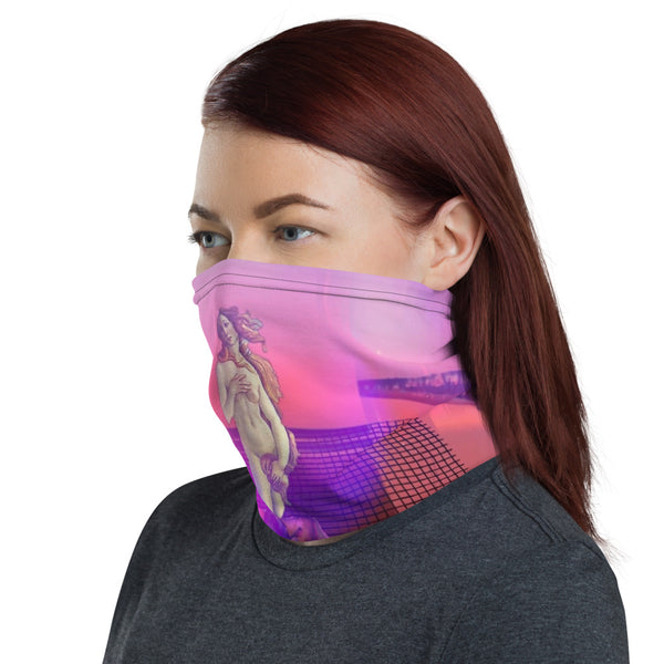Matrix Grid Venus Ninja Neck Balaclave Face Shield Mask