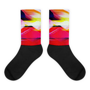 At the Speed of Sound Socks