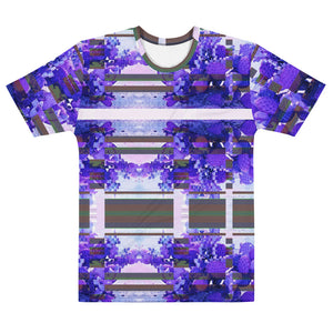 Purple Pancake Cactus Dream Men's T-shirt